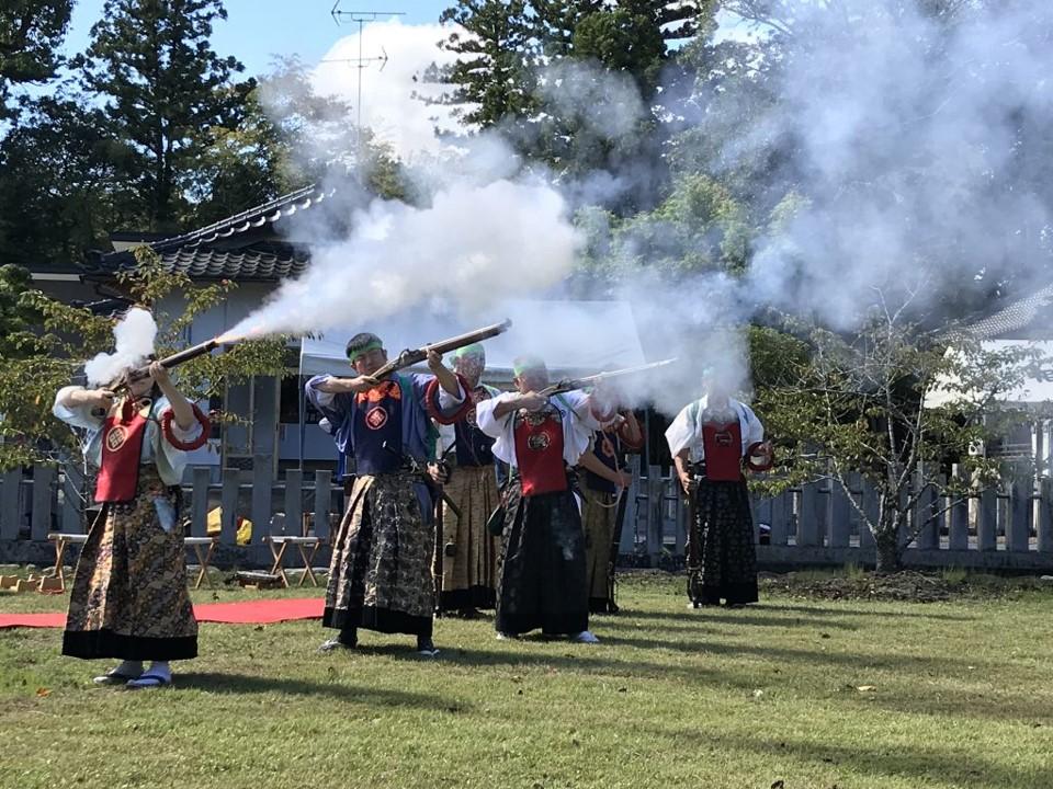 相馬家の歴史と文化を学ぶツアー ~相馬中村城まつりに参加~